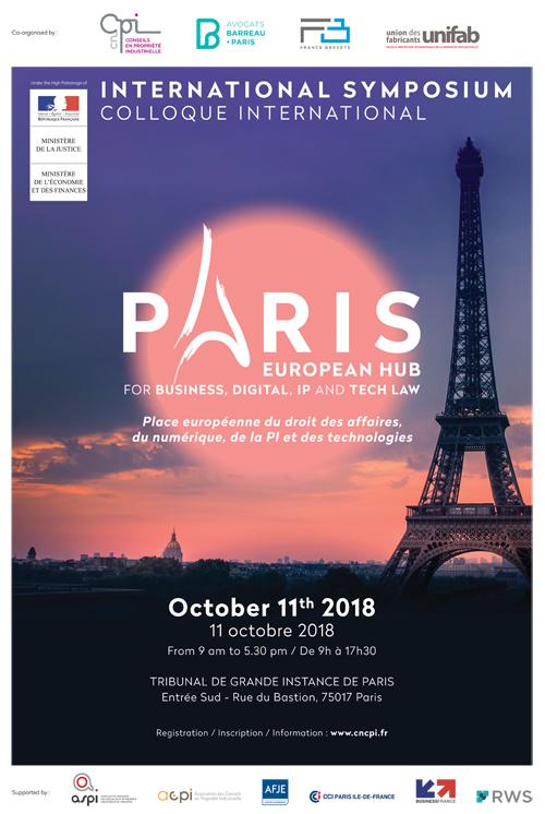 Symposium Paris European Hub for Business