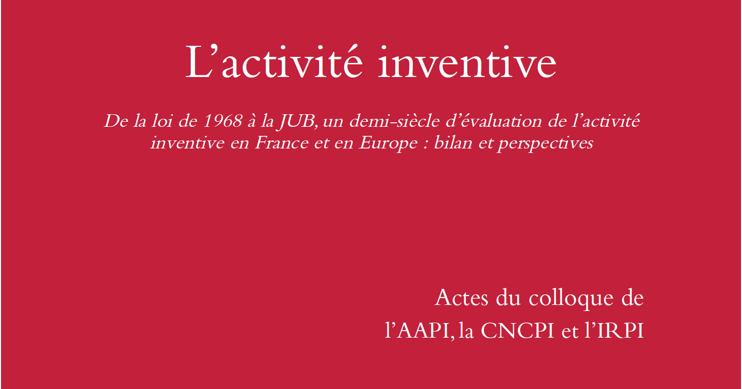 activité inventive